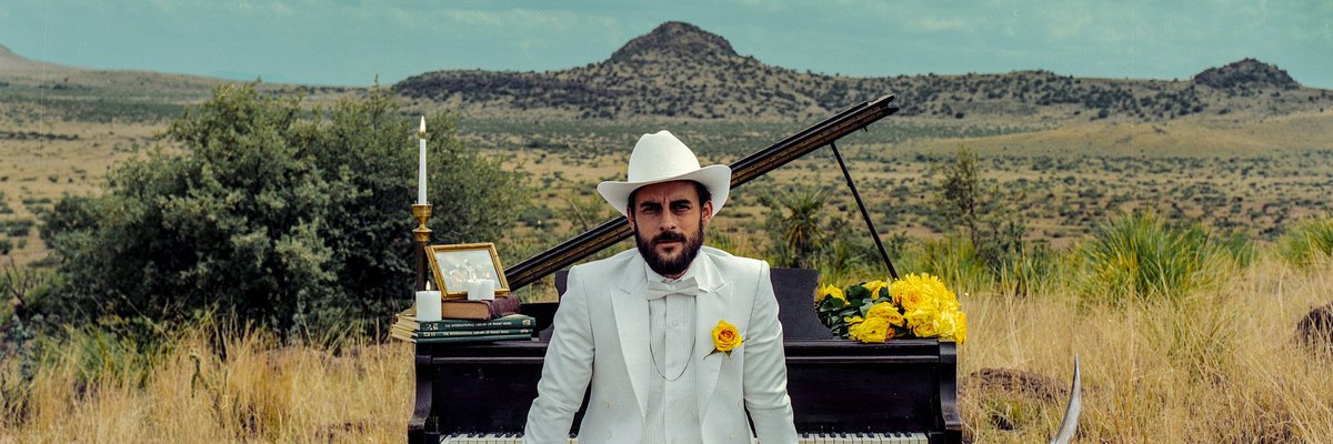 Robert Ellis Texas piano man
