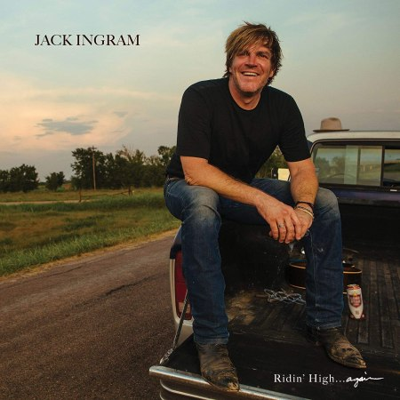Jack Ingram riding high again