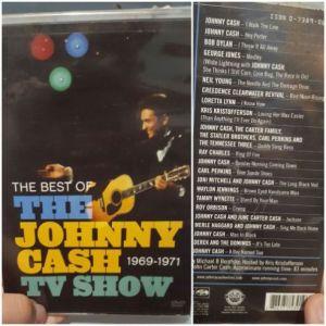 Johnny Cash Show Dvd