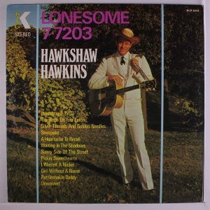 Hawkshaw hawkins greatest hits