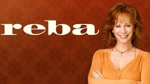 Promotional advertisement for Reba tv show