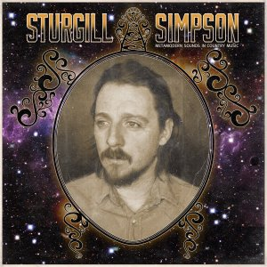 Sturgill Simpson Metamodern Sounds in Country Music cover.