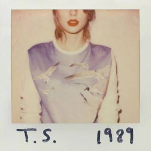 Taylor Swift 1989 cover