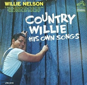 Country willie album cover