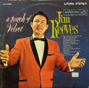 Jim reeves touch of velvet